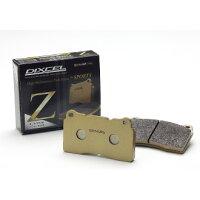 DIXCEL/ディクセル ブレーキパッド タイプZ リア JAGUAR XK8 4.0 / 4.2 V8 96/11~06/06 JEDA/JEDC/J41NB/J412A Z055 0669