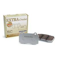 DIXCEL/ディクセル ブレーキパッド エクストラクルーズ フロント シビック 1300 95/9~00/09 EK2 EC331146