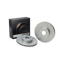 DIXCEL/ディクセル ブレーキローター SD フロント シルビア 93/10~96/6 S14 CS14 SD321 1252S