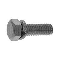 鉄/三価ブラック トリーマセムス P=2 M8×65