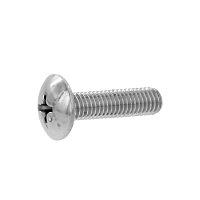 鉄/茶ブロンズ GB + トラス小ねじM4 × 23