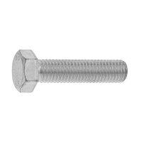 鉄/ニッケル 六角ボルト 全ねじ M22×30
