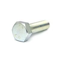 サンコーインダストリー 六角ボルト 全ねじ 日本鋲螺製 表面処理 三価ホワイト 白 規格 8 X 50 入数 250