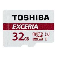東芝 THN-M301R0320A4 32GB/EXCERIA microSDHC UHS-I Class10カード
