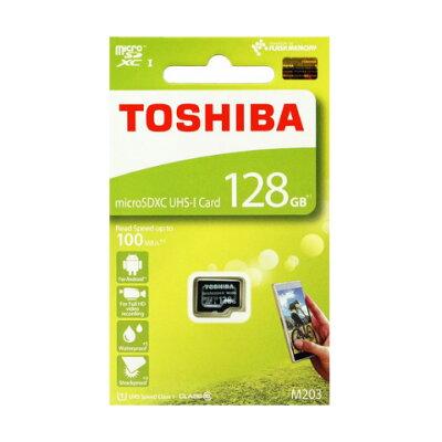 toshiba海外パッケージmicrosdxc  bthn-m203k1280a4class10uhs-1