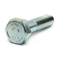 鉄 SCM435 /ユニクロ 六角ボルト 強度区分:10.9 半ねじ M18×150