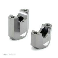 ZETA ジータ ハンドルポスト オプションロワークランプ タイプ:SX 大径バー:28.6mm 用 高さ:35mm