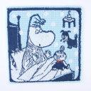 ムーミン ミニタオル ムーミンの夢物語 B 5131 ミニタオル タオル