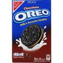 オレオ チョコレートクリーム 18枚(9枚×2パック)