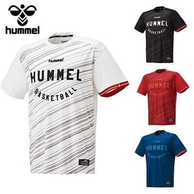 ヒュンメル Tシャツ ドライ バスケット humme
