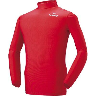 (ヒュンメル)フィットインナーシャツ(HAP5114)(20)レッド