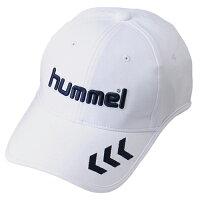 ヒュンメル hummel ベーシックキャップ HFA4062 ホワイト