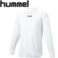 hummel ハイネックインナーシャツHAP513910ホワイト