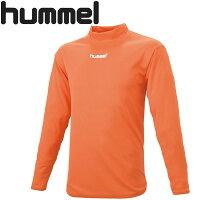 ヒュンメル ハイネックインナーシャツ HAP513935 オレンジ