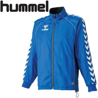ヒュンメル hummel ジュニアウインドブレーカージャケット 63/ロイヤルブルー HJW2054
