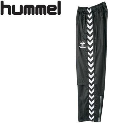 ヒュンメル hummel ジュニアウインドブレーカーパンツ 90/ブラック HJW3054