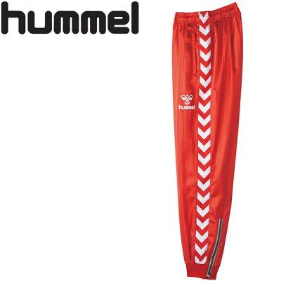 ヒュンメル hummel ジュニアトライアルパンツ 20/レッド HJW5163
