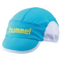ヒュンメル hummel ジュニアフットボールキャップ ターコイズ JF HFJ4048