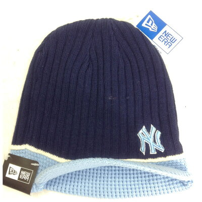 D.U.J NY ネイビー MLB70384017
