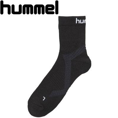 ヒュンメル シューティングソックス ハンドボールメンズ HAG7063-9010
