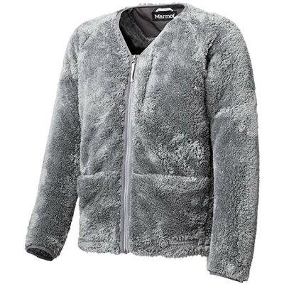 マーモット Marmot オリジンフリース カーディガン Origin Fleece Cardigan SIN MJF-F6109