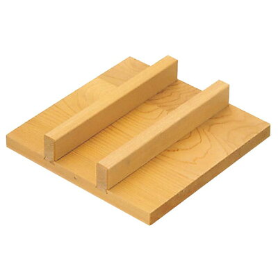 EBM EBM さわら 玉子焼用木蓋 18cm用
