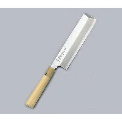 正本 本霞 玉白鋼 東形薄刃 19.5cm KS0619 4579900