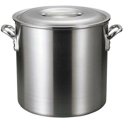 アルミ バリックス 寸胴鍋 磨き仕上げ 27cm 4973901
