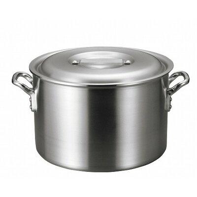 EBM アルミ バリックス 半寸胴鍋 磨き仕上げ 27