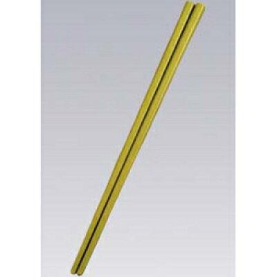 SPSカラー樹脂箸22.6cm 四角100膳入すべり止め付 抹茶コード5582310