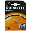 DURACELL リチウムボタン電池 DL 1/3N