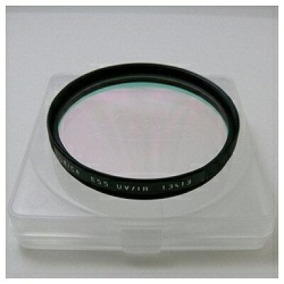 ライカ E55 UV/IR ブラック