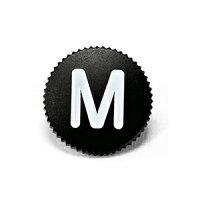 アクセサリー Leica ライカ レリーズボタン M12mm ブラック