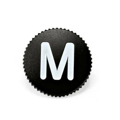 アクセサリー  Leica  ライカ  レリーズボタン M8mm ブラック