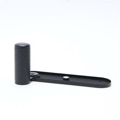 Leica ライカ ライカM-E/Mモノクローム/M9用ハンドグリップ ブラックペイント 14486