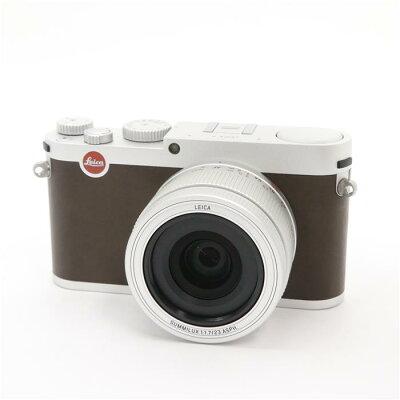 Leica コンパクトデジタルカメラ X TYP 113 SILVER
