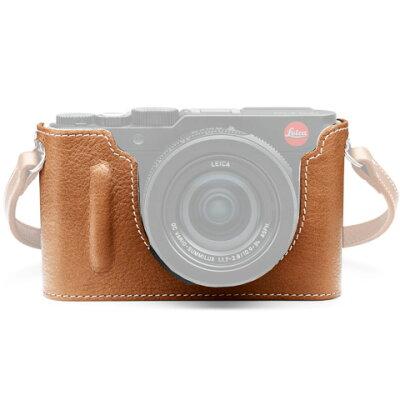 Leica D-LUX Typ 109 用プロテクター レザー コニャック 18820