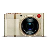 Leica コンパクトデジタルカメラ C-LUX LIGHT-GOLD