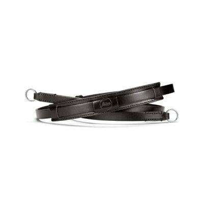 ライカ CL用ネックストラップ ビンテージブラック
