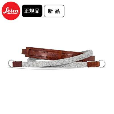 ライカ CL用ネックストラップ ライフスタイルグレー