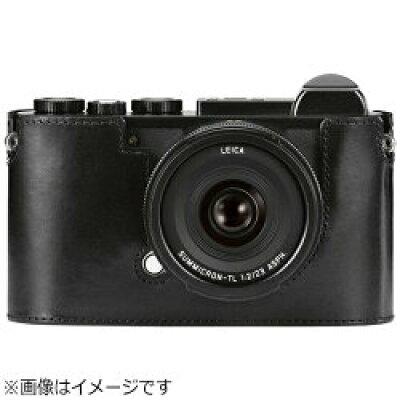 ライカ CL用レザープロテクター ブラック