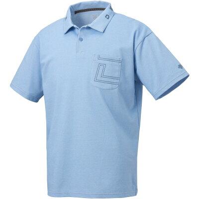 デサント DESCENTE DAYS ポロシャツ メンズ DMMPJA79 BLM L
