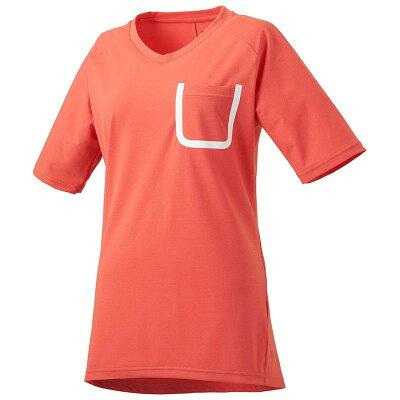 デサント DESCENTE サンスクリーン Tシャツ レディース DMWPJA62Z BK S