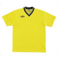 アンブロ JR 半袖ゲームシャツ DS-UAS6000J-YEL