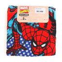 林タオル WE422-BLUE-34-35スパイダーマン Spider-Manウォッシュタオル アクション34cm×35cm1カラー