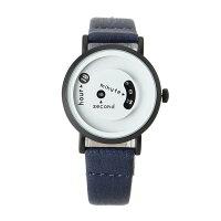THE EMPORIUM レザー調ベルトオリジナリティ腕時計 ネイビー(093) 00