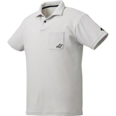 DS-DMMRJA75-WH-M デサント ポロシャツ ホワイト・サイズ:M DESCENTE メンズ QUATTROSENSOR