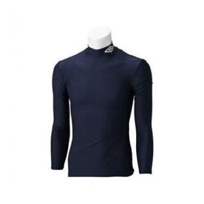 アンブロ UMBRO JRL/Sコンプレッションシャツ UAS9300J NVY