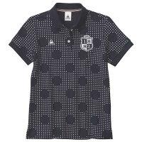 ルコックスポルティフ le coq sportif 半袖ポロシャツ QL-715531 NVY