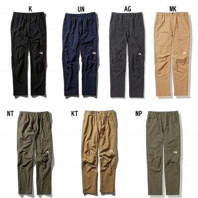 ノースフェイス THE NORTH FACE ドーローライトパンツ DORO LIGHT PANT メンズ K/ブラック NB81711